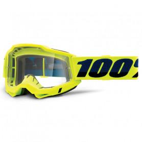masque-cross-100-accuri-20-jaune-speciale-otg-clair