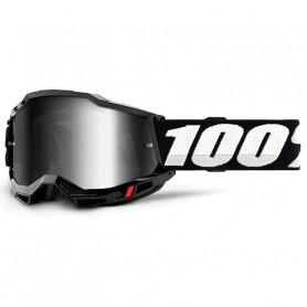 masque-cross-100-accuri-20-noir-iridium-argent