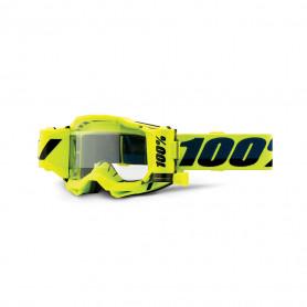 masque-cross-100-accuri-forecast-20-jaune-fluo-clair
