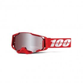 masque-cross-100-armega-rouge-hiper-iridium-argent