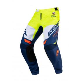 pantalon-cross-kenny-track-focus-bleu-jaune-fluo-enfant