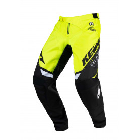 pantalon-cross-kenny-track-focus-jaune-fluo-enfant