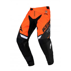 pantalon-cross-kenny-track-focus-orange-enfant