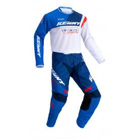 tenue-motocross-kenny-track-focus-patriot-enfant