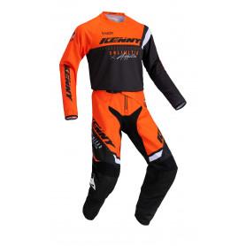 tenue-motocross-kenny-track-focus-orange-enfant