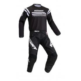 tenue-motocross-kenny-track-raw-noir-enfant
