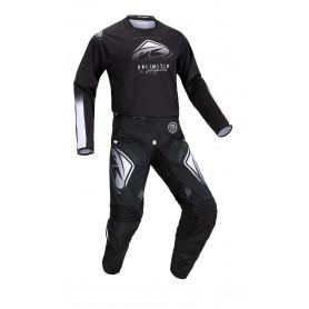 tenue-motocross-kenny-titanium-noir