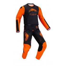 tenue-motocross-kenny-titanium-noir-orange
