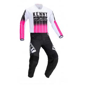 tenue-motocross-kenny-performance-stripes-rose