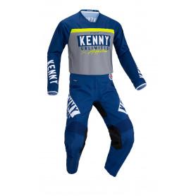 tenue-motocross-kenny-performance-solid-gris-bleu