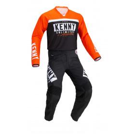 tenue-motocross-kenny-performance-solid-noir-orange