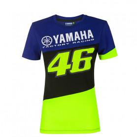t-shirt-vr46-yamaha-racing-femme