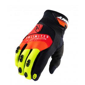 gants-moto-kenny-safety-noir-rouge-orange