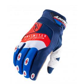 gants-moto-kenny-safety-bleu-blanc-rouge