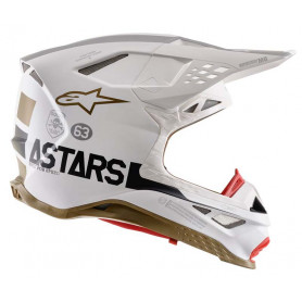 casque-cross-alpinestars-supertech-s-m-8-limited-edition-squad-blanc-argent-or