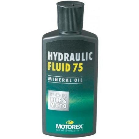 Liquide De Frein Et Ou D'embrayage Hydraulique MOTOREX 100 ml