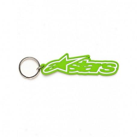 Porte Clefs ALPINESTARS Rub Key Chain Green