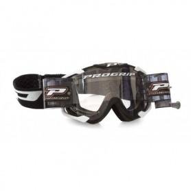 Masque Cross PROGRIP 3408 Roll Off XL Noir