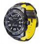 montre-alpinestars-tech-watch-3h-noir-jaune-bracelet-cuir-noir-jaune-2