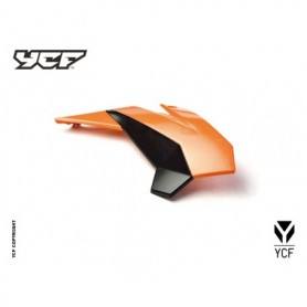 Ouie de Radiateur Droit YCF 07-17 Orange