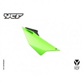 Plaque Latérale Droite YCF Pilot & Factory 16-17 Green