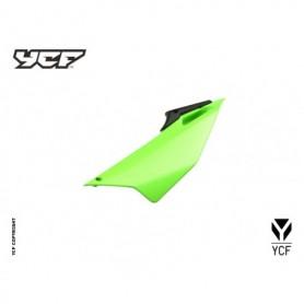 Plaque Latérale Gauche YCF Pilot & Factory 16 et + Vert