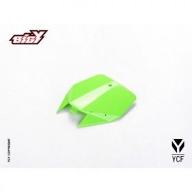 Plaque avant YCF Bigy Green
