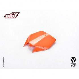 Plaque avant YCF Bigy Orange