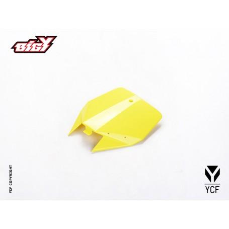 Plaque avant YCF Bigy Yellow