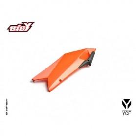 Plaque Latérale Droite YCF Bigy Orange