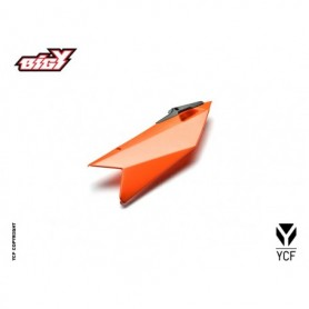 Plaque Latérale Gauche YCF Bigy Orange