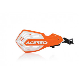 proteges-mains-universel-acerbis-k-future-orange-blanc