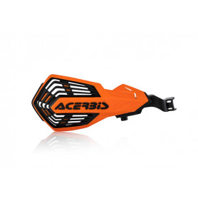 proteges-mains-universel-acerbis-k-future-orange-noir