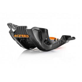 sabot-moteur-acerbis-250-350-sxf-250-350-fc-19-21-noir-orange