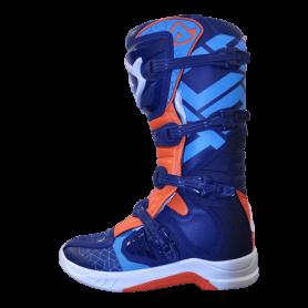 bottes-moto-cross-acerbis-x-team-bleu-orange