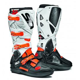 bottes-moto-cross-sidi-crossfire-srs-3-orange-fluo-noir-blanc