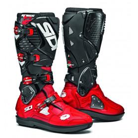 bottes-moto-cross-sidi-crossfire-srs-3-rouge-rouge-noir