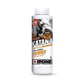 huile-ipone-100-synthese-katana-off-road-10w60-special-ktm-hva-1-litre