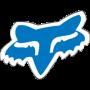 Stickers FOX Head 4.5 cm Blue