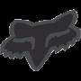 Stickers FOX Head 4.5 cm Matt Black