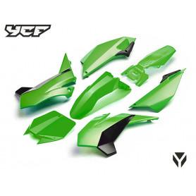 kit-plastique-ycf-pilot-2018-et-sp-2017-et-vert