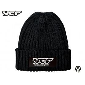 bonnet-ycf-noir-avec-logo-en-caoutchouc