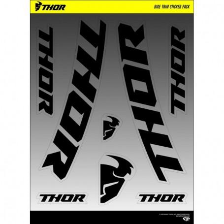 Planche de Stickers THOR Bike Trim