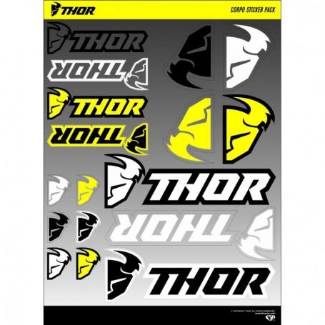 Planche de Stickers THOR Corpo