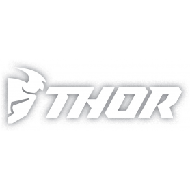 Stickers THOR De Véhicule White Windshield