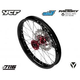 roue-complete-renforcee-avant-alu-7116-17-avec-moyeux-cnc-ycf-rouge