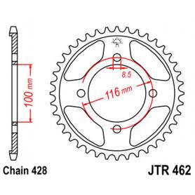 couronne-acier-jt-sprockets-50-dents-pas-428-80-85-kx-98-18