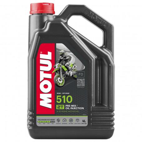 huile-motul-510- 2T-4litres