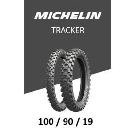 Pneu arrière Michelin TRACKER 100/90/19
