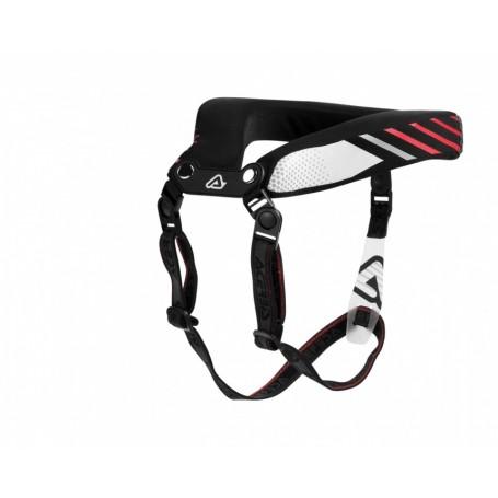Tour de Cou ACERBIS Stabilizing Collar 2.0 Black Red